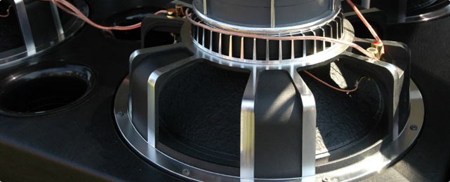 Loud Speaker Assembly using Polyurethane Reactive Daubond Adhesive