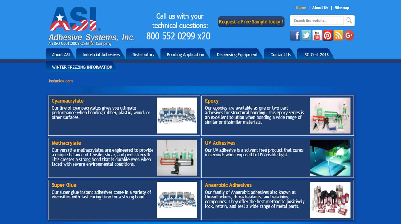 Adhesive Systems, Inc.
