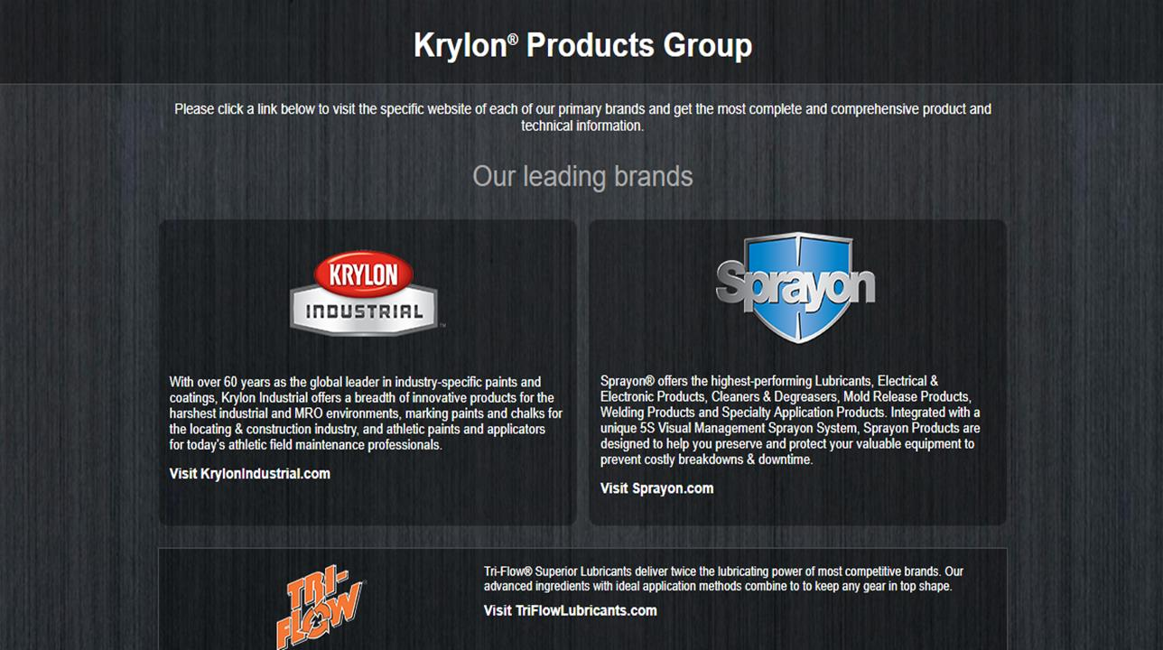 Krylon Products Group