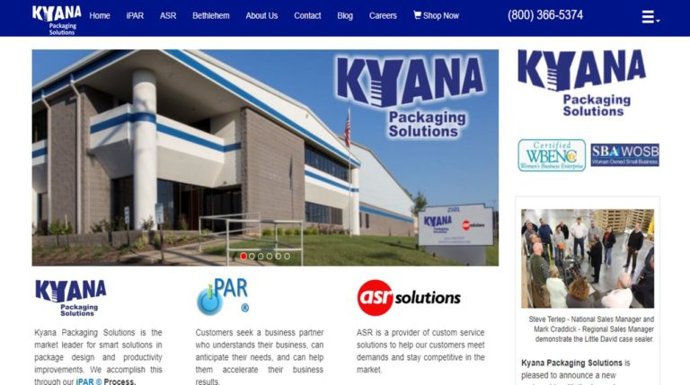 Kyana Packaging and Industrial Supply