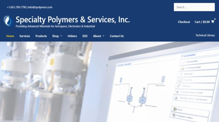 Specialty Polymers & Services, Inc.