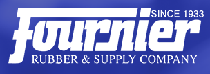 Fournier Rubber & Supply Company Logo