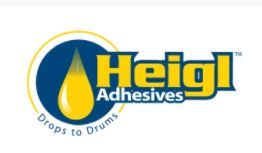 Heigl Adhesive Sales & Equipment Logo