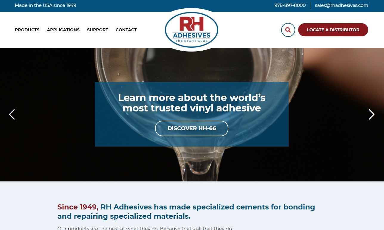 RH Products Co., Inc.